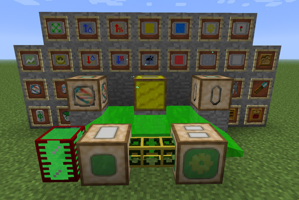 Extra Utilities  Can T Craft Chunk Loading Ward