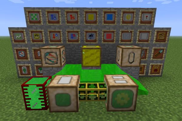 Gendustry 1 6 3 Updated To Forestry 4 2 Minecraft Mods